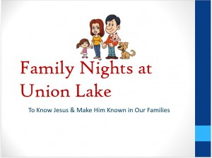 ULBC family nights